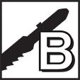 Bayonet Shank Jig Saw Blade