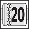 Rregullimi i momentit rrotullues 20